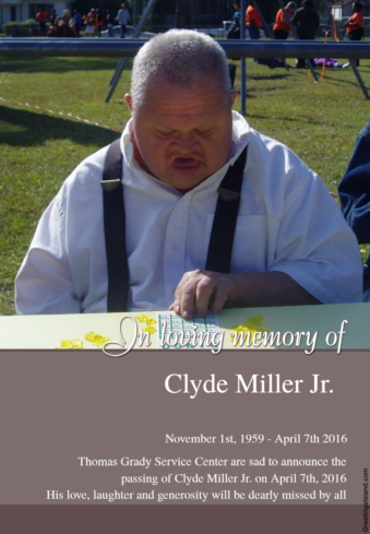 clyde miller jr.