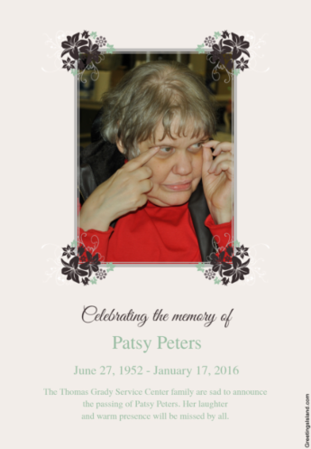 patsy peters